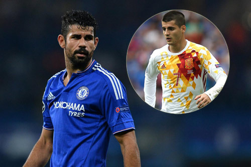 Nóng: Chelsea sắp bán Costa, mua Morata 80 triệu euro - 1