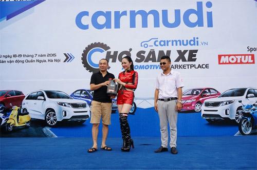 Carmudi - Chợ SănXe 2016: Sự kiện nổi bật trong làng xe sắp diễn ra - 3