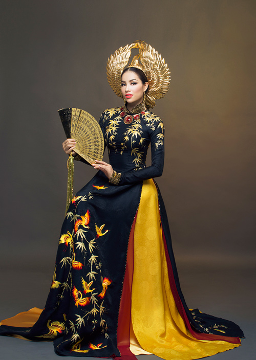 Tuyển người thiết kế quốc phục cho Hoa hậu Hoàn vũ VN - 1