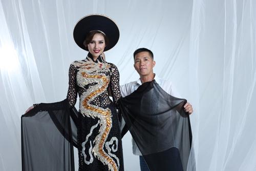 Tuyển người thiết kế quốc phục cho Hoa hậu Hoàn vũ VN - 4