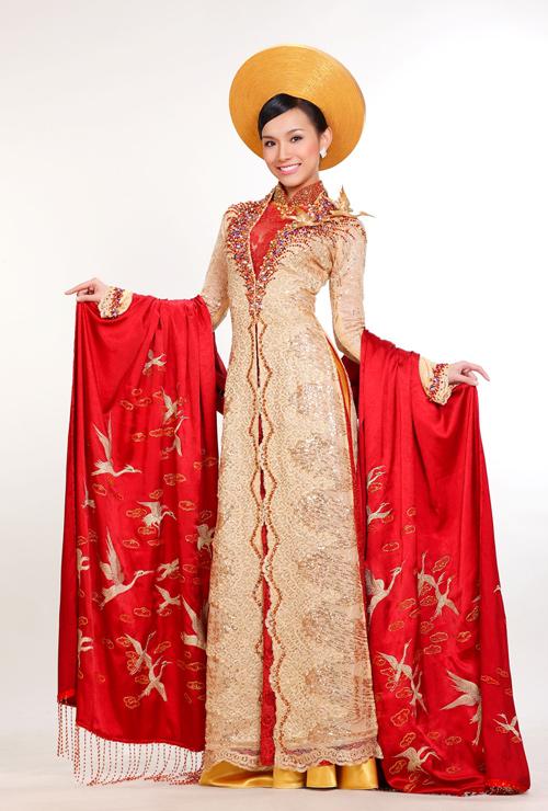 Tuyển người thiết kế quốc phục cho Hoa hậu Hoàn vũ VN - 5