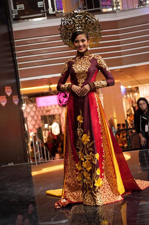 Tuyển người thiết kế quốc phục cho Hoa hậu Hoàn vũ VN - 2