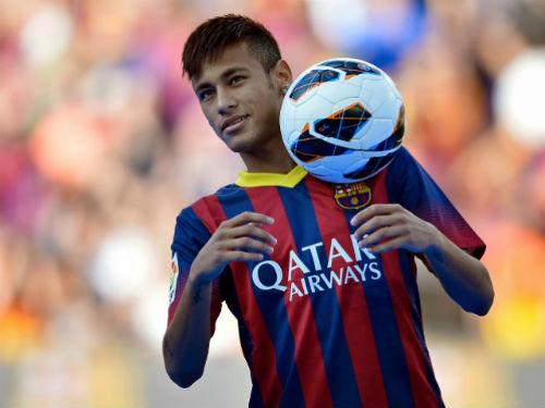 Neymar lên tầm thế giới nhờ huyền thoại futsal Falcao - 1