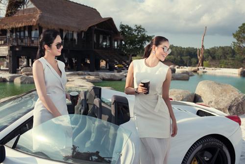 """Sốc vì chi phí """"khủng"""" của bộ ảnh chụp 7 Hoa hậu, Á hậu - 4"""
