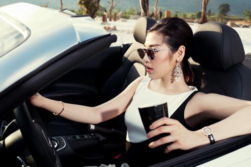 """Sốc vì chi phí """"khủng"""" của bộ ảnh chụp 7 Hoa hậu, Á hậu - 5"""