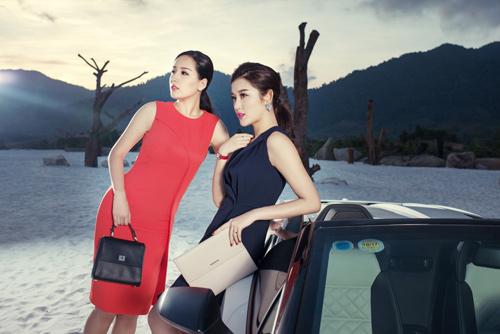 """Sốc vì chi phí """"khủng"""" của bộ ảnh chụp 7 Hoa hậu, Á hậu - 7"""
