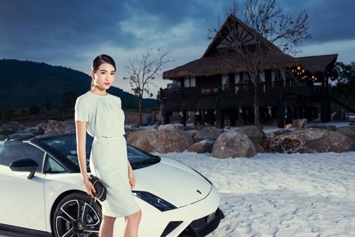 """Sốc vì chi phí """"khủng"""" của bộ ảnh chụp 7 Hoa hậu, Á hậu - 8"""