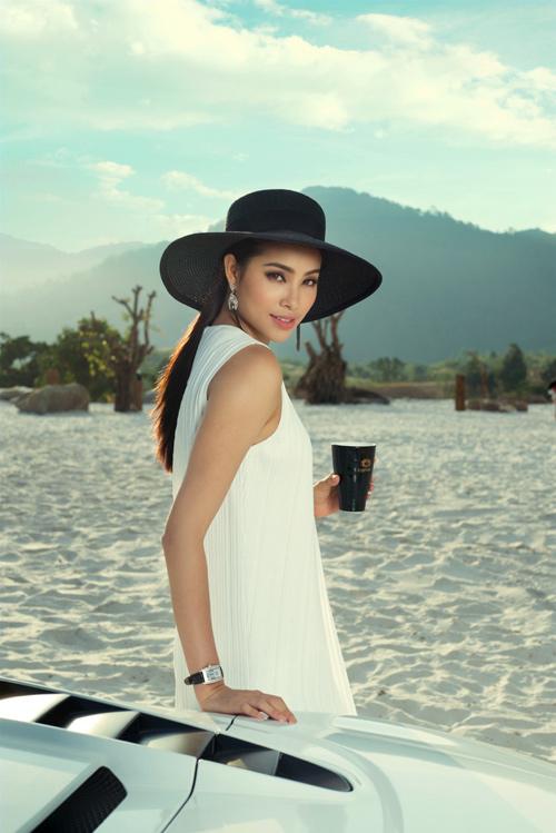 """Sốc vì chi phí """"khủng"""" của bộ ảnh chụp 7 Hoa hậu, Á hậu - 11"""