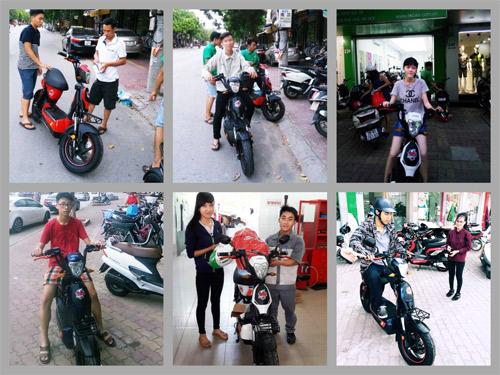 Xe máy điện HKbike Crazy Bull: dồn dập bán ra vẫn thiếu hàng - 5