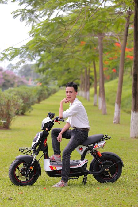 Xe máy điện HKbike Crazy Bull: dồn dập bán ra vẫn thiếu hàng - 2