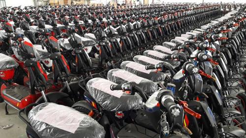 Xe máy điện HKbike Crazy Bull: dồn dập bán ra vẫn thiếu hàng - 3