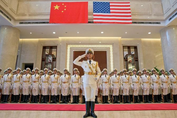 TQ ngang ngược tuyên bố tiếp tục xây dựng ở Biển Đông - 2
