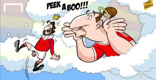 Ibrahimovic ở MU: Chớ kêu tên Chúa vô cớ - 2