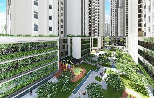 """HaDo Centrosa Garden - """"hàng hiếm"""" trên thị trường địa ốc nội đô - 3"""