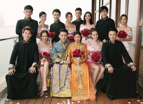 """Lễ cưới khác lạ của """"Tiểu Long Nữ - Dương Quá"""" - 1"""