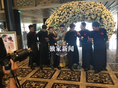 """Lễ cưới khác lạ của """"Tiểu Long Nữ - Dương Quá"""" - 6"""