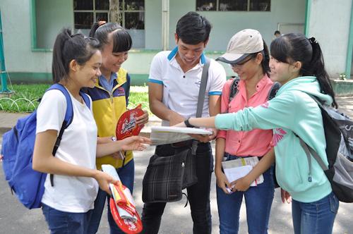 50 cụm thi do Sở GD-ĐT chủ trì công bố điểm thi - 1