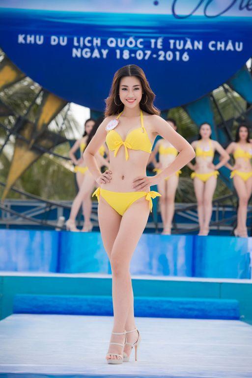 Thí sinh HHVN diễn bikini tranh giải Người đẹp biển - 10