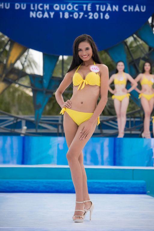 Thí sinh HHVN diễn bikini tranh giải Người đẹp biển - 12