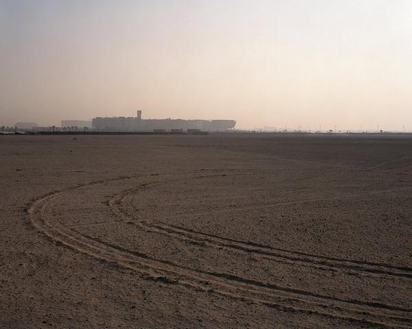 """Thành phố """"ma"""" 18 tỉ USD giữa sa mạc Ả Rập Saudi - 1"""
