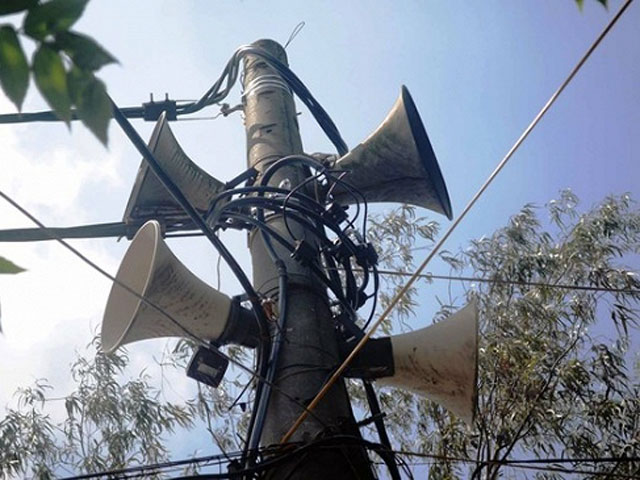 """Đài truyền thanh ở Huế bị """"chèn sóng"""" tiếng Trung Quốc - 1"""