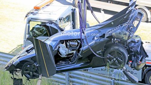 Koenigsegg One:1 giá 2 triệu đô tan tành tại Nürburgring - 6