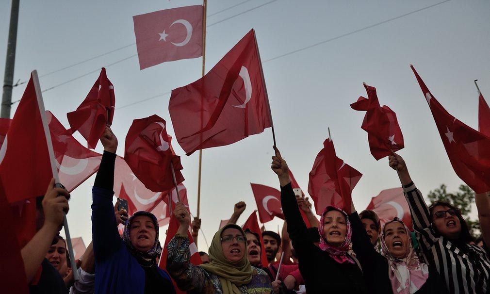 Đảo chính ở Thổ Nhĩ Kỳ suýt chạm đến thành công - 1