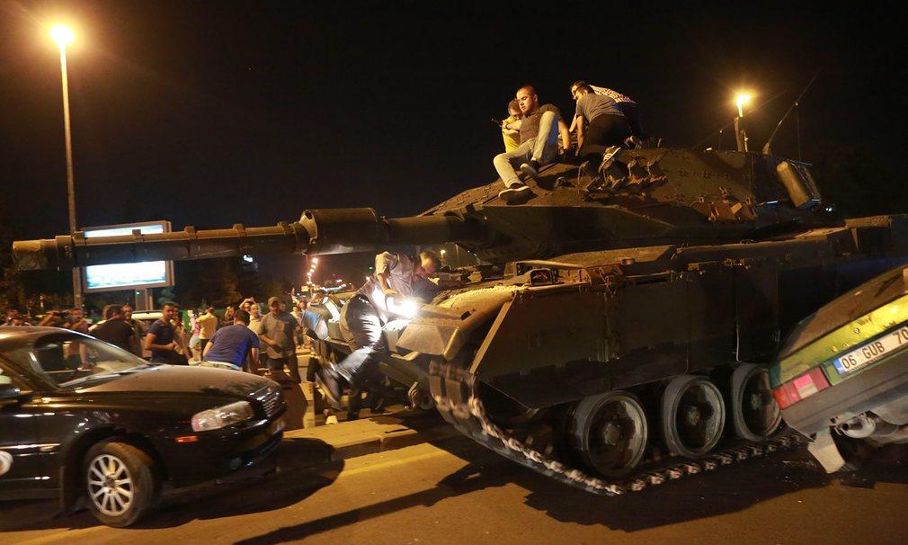 Đảo chính ở Thổ Nhĩ Kỳ suýt chạm đến thành công - 3