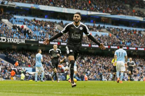Leicester mở đường, Man City tranh Mahrez với Barca - 1