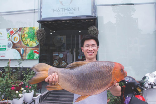 Săn giảm giá 30% ở nhà hàng Đệ nhất cá lăng Hà Thành - 6
