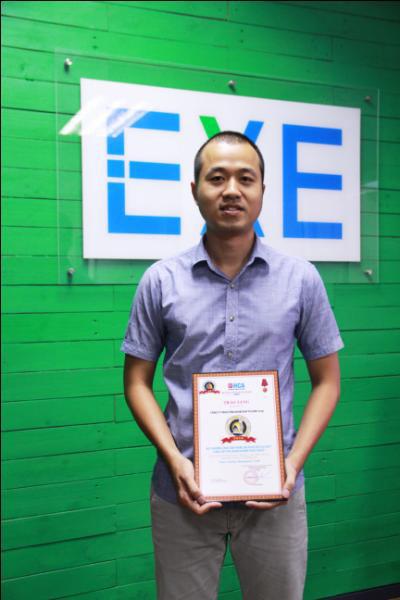 Gặp gỡ chàng giám đốc trẻ đạt Huy chương vàng ICT Vietnam 2016 - 5