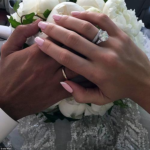 Đám cưới xa hoa con gái tỷ phú bất động sản Nga - 4