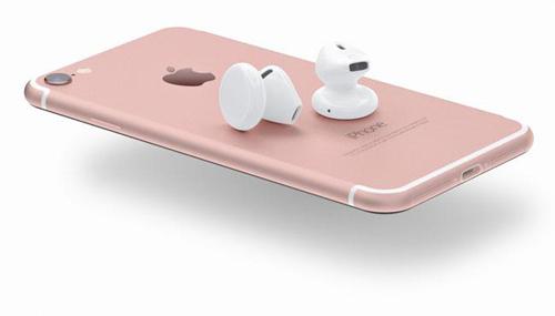 """Apple đang sản xuất tai nghe Bluetooth mang tên """"AirPods"""" - 1"""