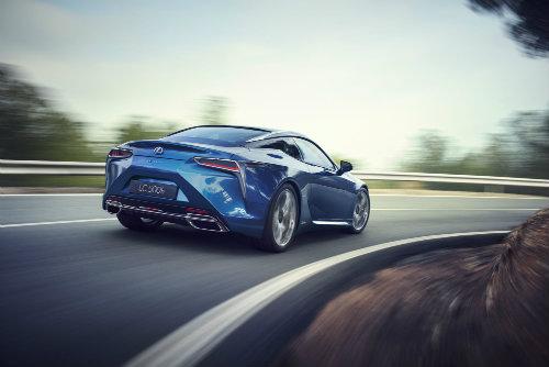 Ngạc nhiên Lexus LC 2017 có 4000 người phát triển - 2