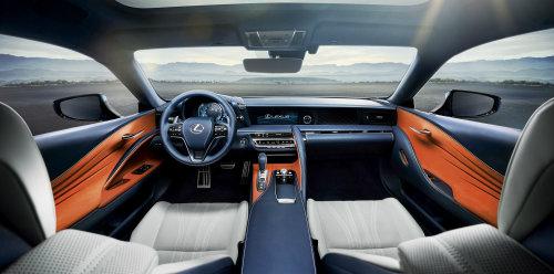 Ngạc nhiên Lexus LC 2017 có 4000 người phát triển - 3