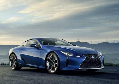 Ngạc nhiên Lexus LC 2017 có 4000 người phát triển - 1