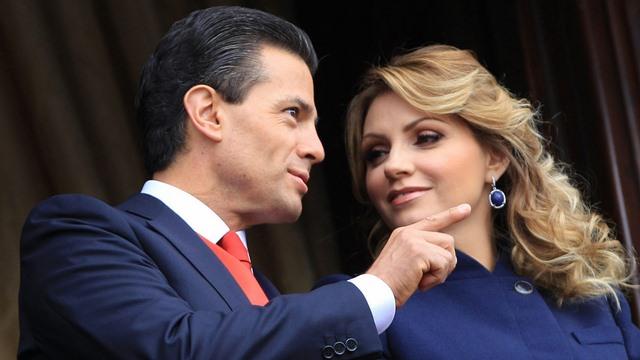 """Vợ """"trót"""" mua nhà 16 tỉ, Tổng thống Mexico bị rầy rà - 1"""