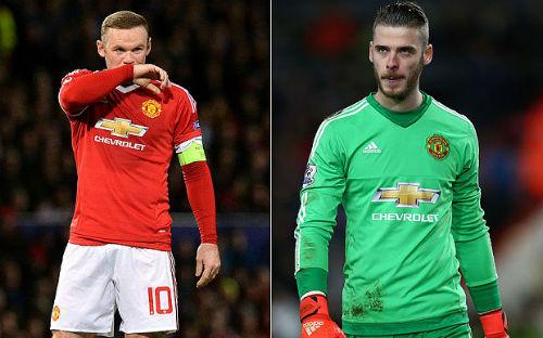 Tin HOT tối 19/7: De Gea & Rooney du đấu Trung Quốc - 1