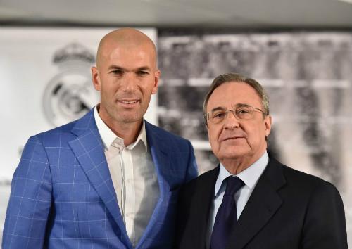 """Real: Zidane trên đường trở thành """"độc tài"""" - 2"""