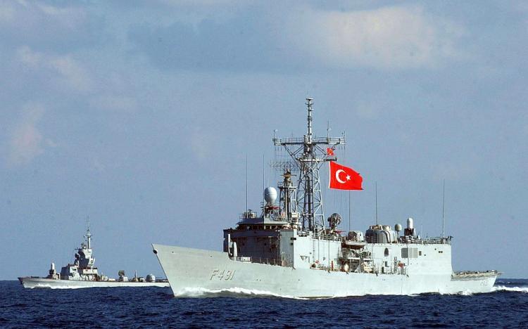 14 tàu chiến của Hải quân Thổ Nhĩ Kỳ mất tích bí ẩn - 1