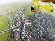 Du lịch - Kỳ lạ ngôi làng mang hình cá chép ở Nam Định