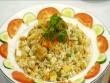 Biến tấu với món cơm chiên Dương Châu chay