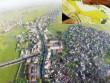 Kỳ lạ ngôi làng mang hình cá chép ở Nam Định