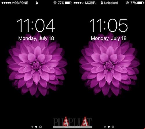 Cách mở khóa iPhone mà không cần nhấn nút Home 2 lần - 3
