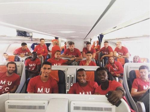Xuất quân đi Trung Quốc, Mourinho lộ kế hoạch về Pogba - 8