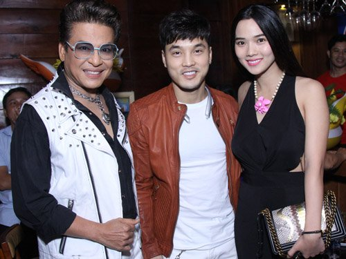 Chỉ có 4 sao Việt dự lễ cưới lần 9 của Thanh Bạch - 1