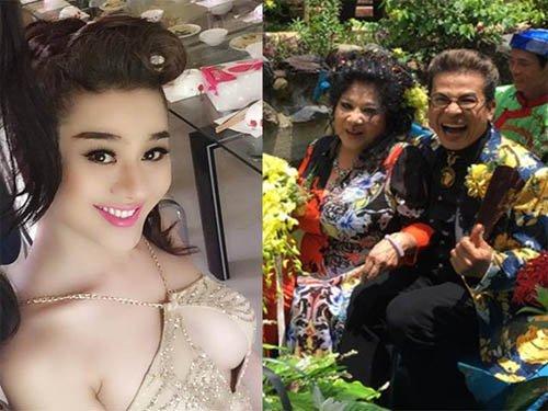 Chỉ có 4 sao Việt dự lễ cưới lần 9 của Thanh Bạch - 5