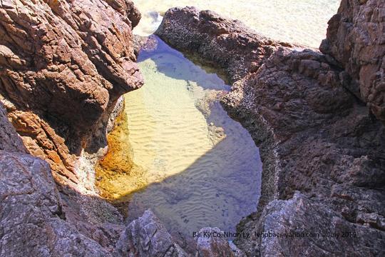 Kỳ Co, bãi tắm thiên đường kỳ bí - 3