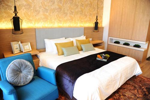 Khai trương căn hộ - khách sạn mạ vàng Hoà Bình Green Đà Nẵng - 3