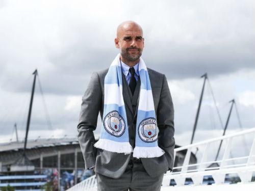 "Tiết lộ ""sốc"" sau vụ Pep Guardiola dẫn dắt Man City - 1"